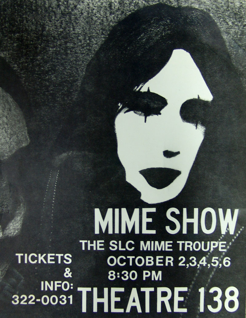 Early Slc Mime Troupe